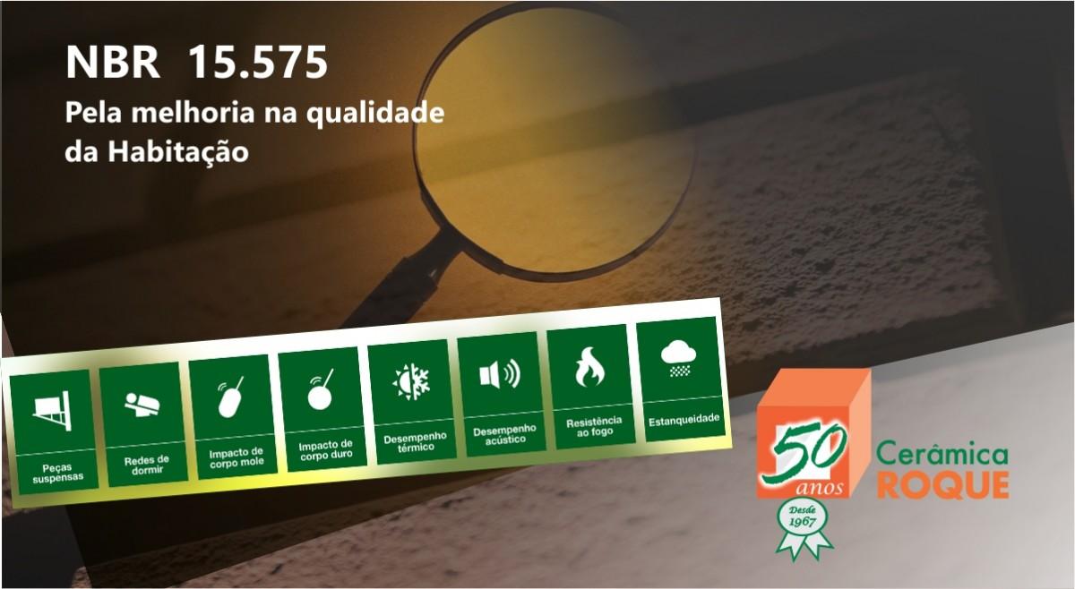 NBR 15.575 Pela melhoria da qualidade da Habitação