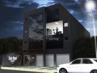 Obra na cidade de Caxias do Sul