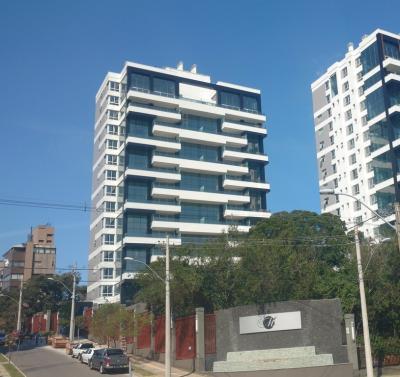 Obra na cidade de Porto Alegre
